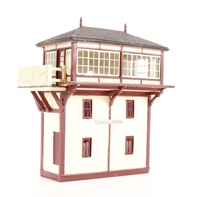 Bachmann Branchline 44-172 Tall Signal Box (102 x 65 x 120mm)