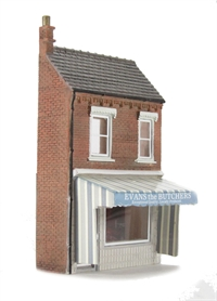 Bachmann Branchline 44-209 Low Relief Butchers Shop with Awning