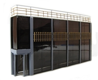 Bachmann Branchline 44-213 Low Relief Modern Office Suites (215 x 33 x 123mm)