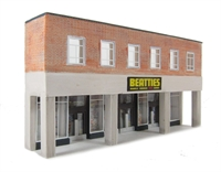 Bachmann Branchline 44-216 Low Relief High Street Store (200 x 37 x 100mm)