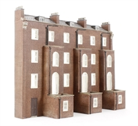 Bachmann Branchline 44-227 Low Relief Rear of Victorian Tenements (204 x 56 x 160mm)