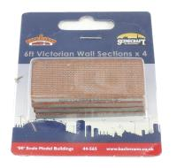 Bachmann Branchline 44-565 6ft Victorian wall sections