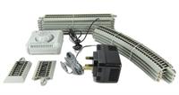 Bachmann USA 44547 Nickel Silver E-Z Track Reversing System