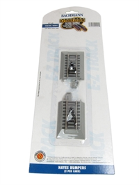 Bachmann USA 44591 Hayes Bumpers (2/Card)