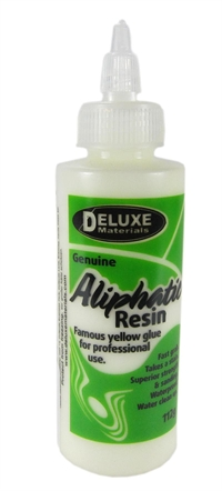Deluxe Materials AD-8 Aliphatic Resin - 112G
