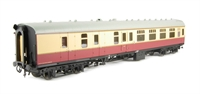 Heljan 4920 BR Mk1 BSK brake 2nd corridor coach in carmine & cream
