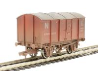 Dapol 4F-013-008 Gunpowder van 71418 NE - weathered