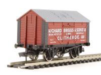 """Dapol 4F-017-005 Lime wagon """"Richard Biggs No.189"""""""