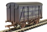 "Dapol 4F-021-101 Box Van ""Devonshire Eggs"" - weathered"