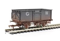 "Dapol 4F-030-101 16 Ton steel mineral wagon ""Loco Coal"" - weathered"