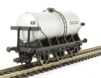 Dapol 4F-031-013 6 Wheel Milk Tank Unigate Silver 70346