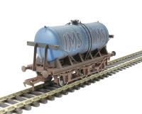 Dapol 4F-031-016 6 Wheel Milk Tank IMS 36 - weathered