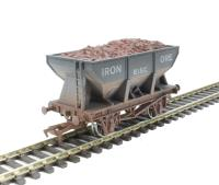 Dapol 4F-033-105 24T Hopper BISC - weathered