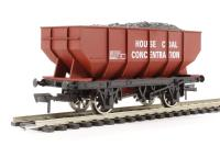 "Dapol 4F-034-005 21 ton hopper wagon ""House Coal Conc #B429911"""