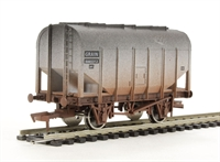Dapol 4F-036-004 Bulk grain hopper wagon BR #B885312 - weathered (ex-B502AW)