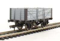 "Dapol 4F-051-009 5 plank wagon ""Cliffe Hill"""