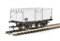 Dapol 4F-030-003 16 Ton steel mineral wagon in BR grey