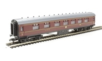 Dapol 4P-010-007 RTR 60ft Stanier corridor composite in LMS lined maroon