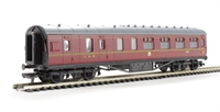 Dapol 4P-010-008 RTR 57ft Stanier corridor brake 3rd in LMS lined maroon