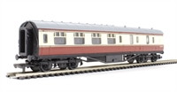 Dapol 4P-010-012 RTR 57ft Stanier corridor brake in BR carmine & cream M5530M