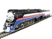 Bachmann USA 50205 American GS4 4-8-4 steam loco & tender in 1976 American Freedom Train livery (DCC on board)