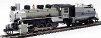 Bachmann USA 50701 American USRA 0-6-0 steam loco & Vanderbilt tender (produces smoke, oil provided)