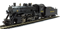 Bachmann USA 51312 Baldwin 2-8-0 Consolidation Locomotive - DCC On Board Nickel Plate #493