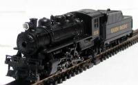 Bachmann USA 51551 American 2-6-2 Prairie & tender in Union Pacific livery