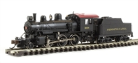 Bachmann USA 51751 ALCO 2-6-0 Steam PRR #3234 (DCC On Board)
