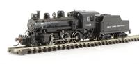Bachmann USA 51752 ALCO 2-6-0 Steam NYC #1906 (DCC On Board)