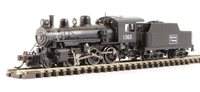 Bachmann USA 51756 ALCO 2-6-0 Steam Boston & Maine #1363 (DCC On Board)
