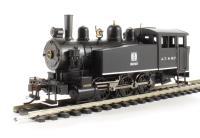 "Bachmann USA 52105 Porter 0-6-0 Side Tank Steam ""Santa Fe"" #2240 (DCC On Board)"