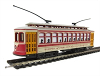 Bachmann USA 61042 Brill Trolley - New York City Third Avenue railway system