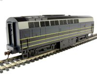 "Bachmann USA 61904 American Baldwin RF-16 Shark B unit diesel loco in ""Baltimore & Ohio"" blue & grey livery (DCC on board)"
