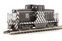 Bachmann USA 62211 GE 44 Ton Switcher Santa Fe locomotive #465 - DCC On Board