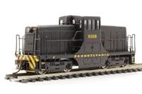 Bachmann USA 62212 GE 44 Ton Switcher PRR locomotive #9338 - DCC On Board