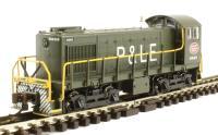 Bachmann USA 63153 ALCO S4 Diesel New York Central P&LE #8662 (DCC On Board)