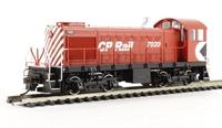 Bachmann USA 63309 ALCO S2 Diesel Switcher CP Rail #7020