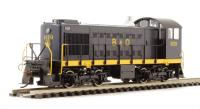 Bachmann USA 63402 ALCO S2 Diesel Switcher B&O #9129 (DCC Sound)