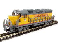 Bachmann USA 63551 American EMD GP40 diesel in Union Pacific livery