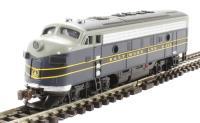 Bachmann USA 63751 EMD F7-A Diesel B&O (DCC On Board)