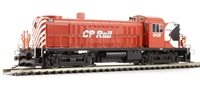 Bachmann USA 63902 ALCO RS-3 Diesel CP #8438 - Multimark (DCC Sound)