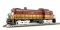 Bachmann USA 63903 ALCO RS-3 Diesel Boston & Maine #1536 (DCC Sound)