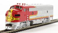 Bachmann USA 64301 F7-A Diesel Santa Fe (DCC Sound)