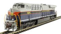 Bachmann USA 65401 GE ES44AC Diesel Locomotive Central of Georgia (DCC Sound)