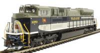 Bachmann USA 66001 SD70ACe Diesel Locomotive Wabash (DCC Sound)