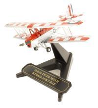Oxford Diecast 72TM005 De Havilland Tiger Moth DH82a K2585 32 Squadron