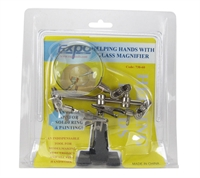 Expo Drills & Tools 73860 Helping Hands/Glass Magnifier