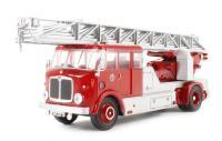Oxford Diecast 76AM003 AEC Mercury TL fire engine Edinburgh & SE Area