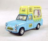 "Oxford Diecast 76ANG003 Ford Anglia van ""Walls Ice Cream"""